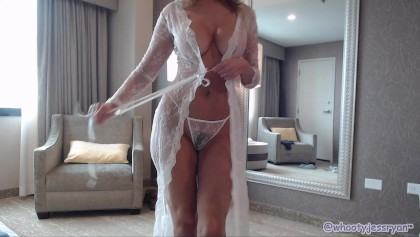 Mature mom rubbing herself in see through panties videos Mom S Nightie Fashion Show Part 1 Jess Ryan Mom Tries On Lingerie Free Porn Videos Youporn
