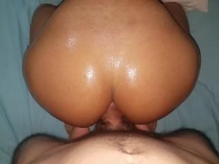 Big Ass Anal Latina and White Dick
