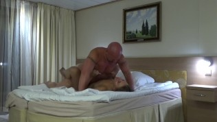 100% Real Sex On A Cruise Ship's Executive Suite