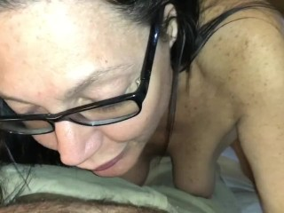 Cock sucking smash that pussy back to cock sucking