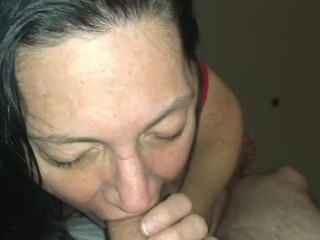 Debauchery... blowjob, face fucked . held her hands while ass fucked