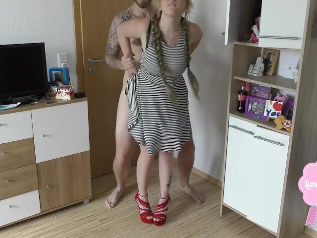 Blondes Mädchen Nach Dem Shoppen Hart Gefickt!!! - Free Porn Videos - YouPorn