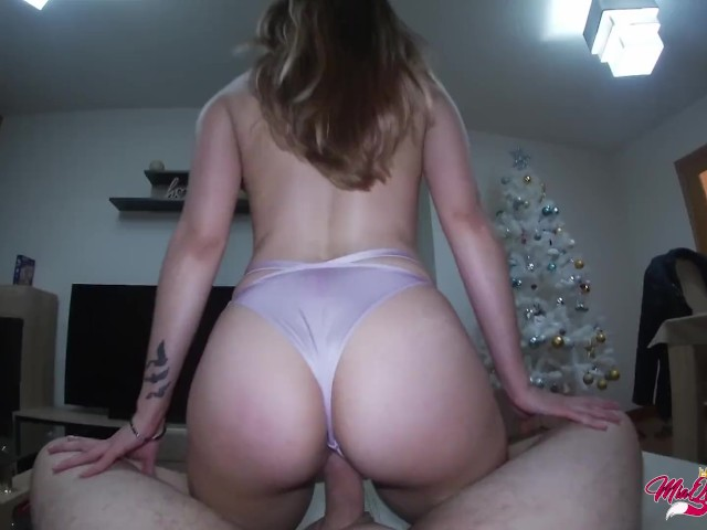 Hot Blonde Teen Pov Creampie