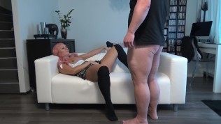 A BORED STUDENT FUCKS WITH HER TEACHER JUST FOR FUN