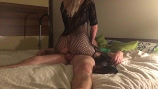 Hidden camera:neighbor hard rough cowgirl doggystyle fuck with farting cum