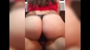 Thanking the Good Lord for My MILF Wife & Her Fat Ass Booty