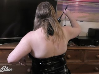 Dirty MILF Wife Farts Cherries and Cream from Her Ass - Total Anal Filth!