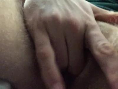 Fucking My Ftm Wet Pussy in Men's Bathroom (men Inside Room)