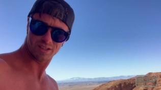 Longboarding and Hiking Fucking and Sucking Las Vegas Mountains