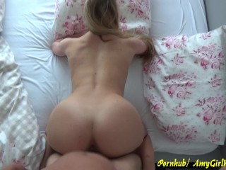 Very best POV Doggystyle Ever! – Gorgeous Anal and Pussy filling
