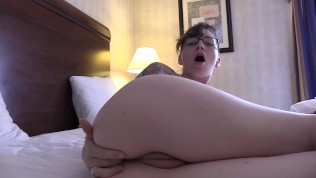 Girlfriend Anal Fucked For the First Time POV Virtual