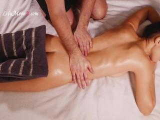 Erotic Massage with ORGASM! – Lilu Moon