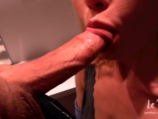 MY BABE FUCK IN THE DRESSING ROOM/SHOP & SUCK MY DICK. OUTDOOR & PUBLIC BJ