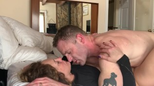 Dirty Talking Hotwife & Husband Intense, Passionate Fuck