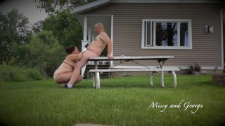 The Great Outdoors – Missy Sucking Georges Cock