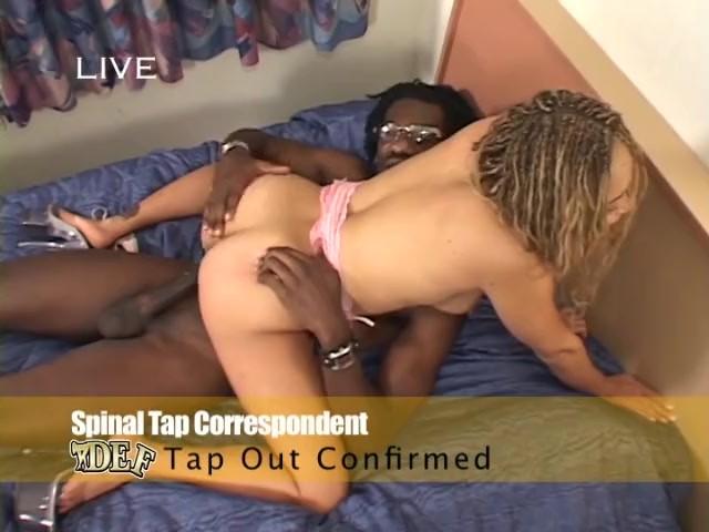 Big Booty Anal Ebony Threesome