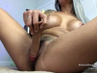 Live Webcam Creamy Dildo Fuck Spit Play Deepthroat Titty Fuck - Alexis Zara