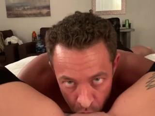 Brad Newman eats Andy Adams pussy