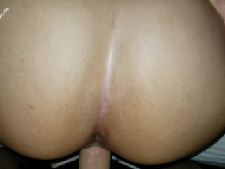 PAINAL- Young Big Booty Latina Maid ORGASMS then Cries from Anal Pain