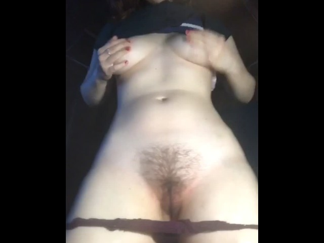 Hottie Fingering Her Pussy and Asshole While She Talks Dirty to You!