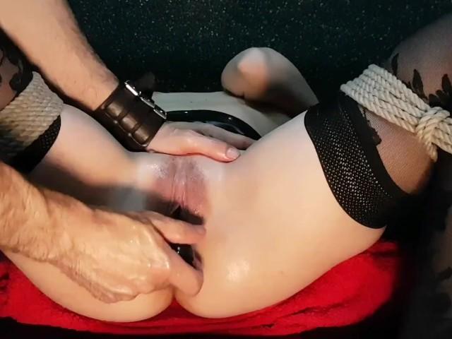 Cute Teen Vibrator Orgasm