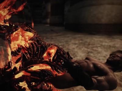 Skyrim Female Monster Flame Atronach Porn