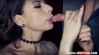 Close Up Blowjob Cum Mouth Chapter #6 Deep in my Throat