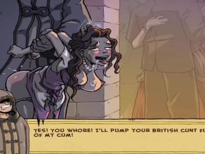 Akabur's Witch Trainer Uncensored Part 24