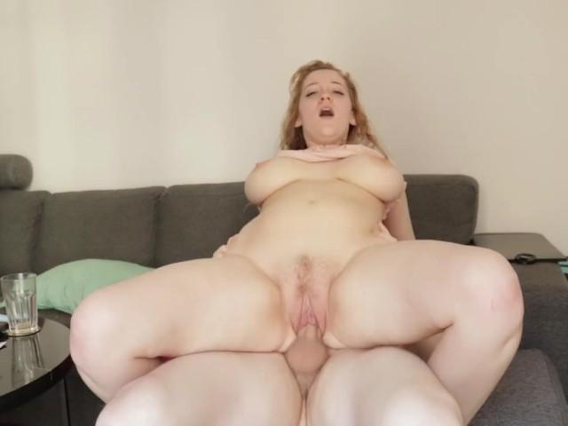 Having Passionate, Fun-lovin Sex on the Couch - Amadani