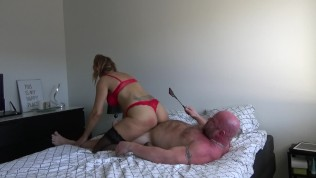 Perfect Easter Fuck #Spanked #Choked #Satisfied -Dirty Julia
