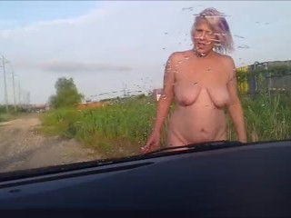 Mom/mature/with pussy milf car ass