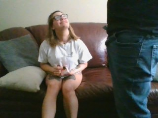 my gf getting high and taking this dick!