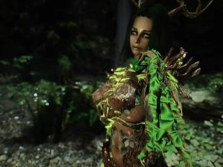 Creampie/fantasy/female girl spriggan porn skyrim