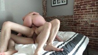 Guys Fuck in Hot Bisexual Threesome. Riley Nixon, Steve Rickz & Wolf Hudson