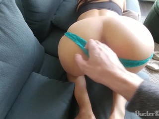FIT ASIAN BABE WITH CUTE ASS RIDES DICK