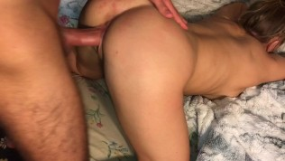 Amateur College Girl Gets Her Tight Pussy Stretched – Sex69couple