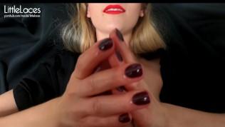 Hot Teen Girlfriend Makes Me Cum on Her Lips - LittleLaces 4K