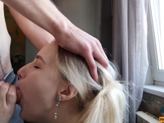 Younger Girl Lover Is helping A Neighbor To Cum!
