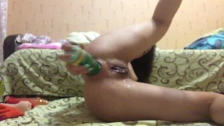 Lil Didi squirting from...