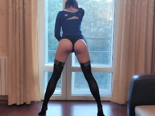 Pretty babe fucks herself hard and gets a powerful orgasm - Sexy Yum Yums