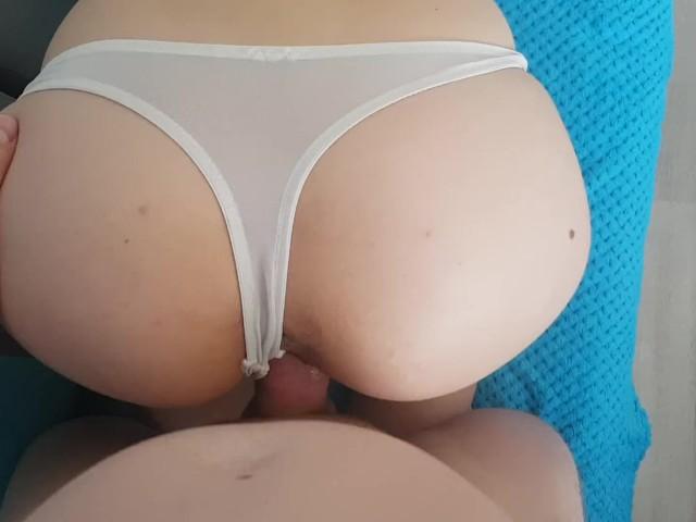 Youporn White Panties HD