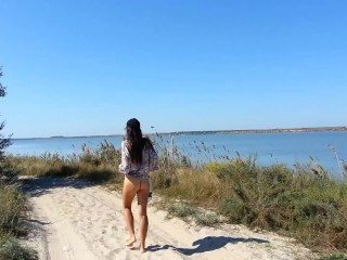 Legs/hd/hot sexy seaside at camping