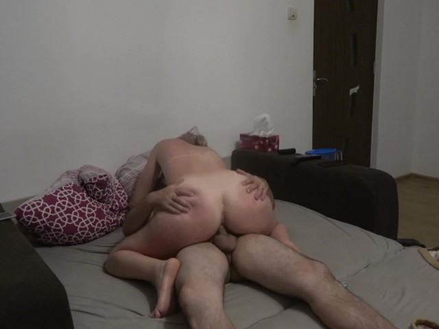Milf Makes Guy Cum Twice
