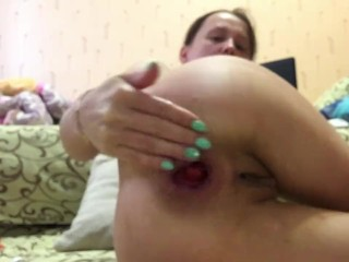 The Adult Video Experience – Anal DP Dildo