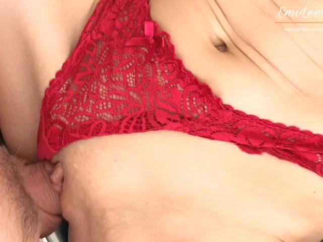 Hot Blonde Passionate Sex