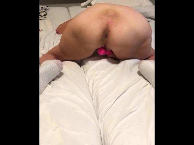 Anal Masturbation Cougar Sexy ::: MILF