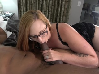 Wife Takes Massive Load From BBC