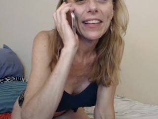 Phone Sex with Tara Smith. Cuckold Bisexual Humiliation Roleplay BBC
