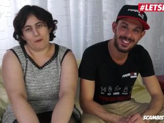 LETSDOEIT - Hard Anal Sex For Mature Italian Amateur Wife