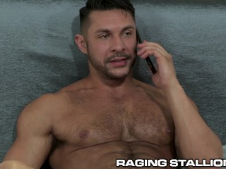 Anal/sean santoro 4 ragingstallion hot